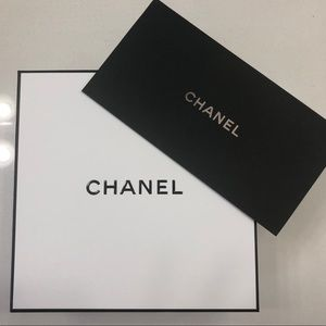 Chanel large gift box #2